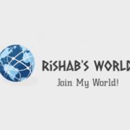 Rishab's World